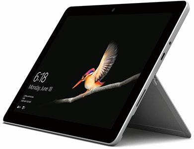 Portátil barato Microsoft Surface Go