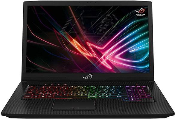 Portátil gaming ASUS ROG GL703GM-E5016