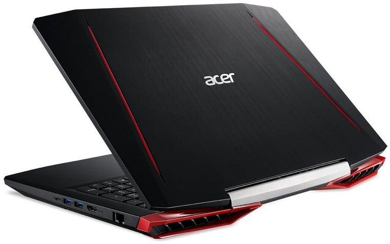 Portátil gaming Acer VX5-591G-78F