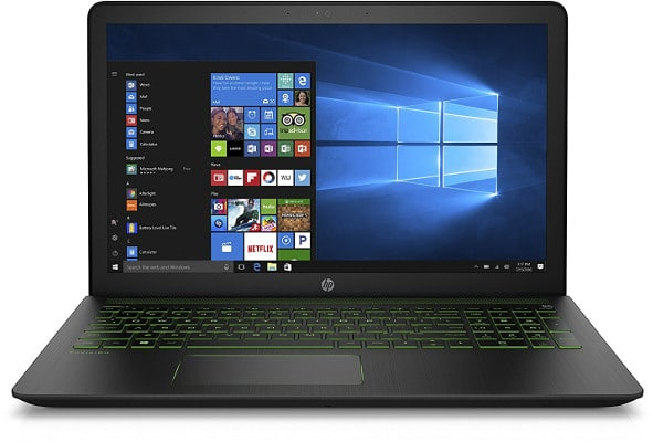 Portátil gaming HP Pavilion Power 15-CB036NS