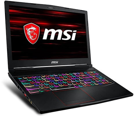 Portátiles Gamer - MSI GE63 Raider 8RE-021XES
