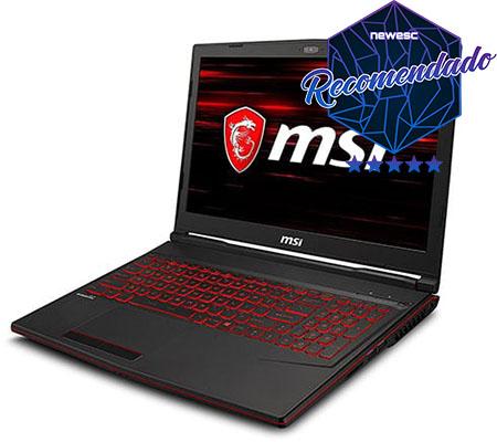 Portátiles-Gamer-MSI-GL63