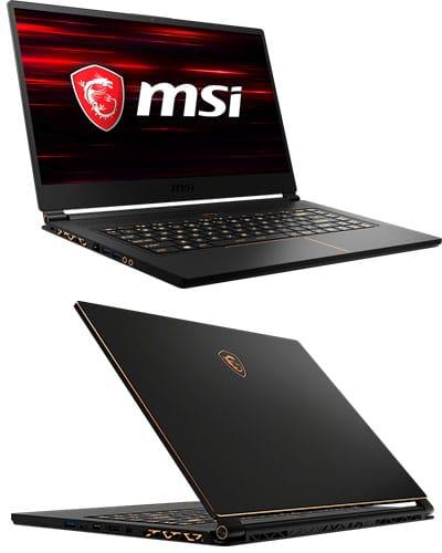 Portátil MSI GS
