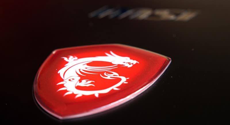Portatil MSI GS73VR 7RF Stealth Pro NewEsc logo