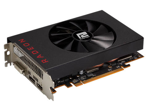 Powercolor RX 5500 ITX
