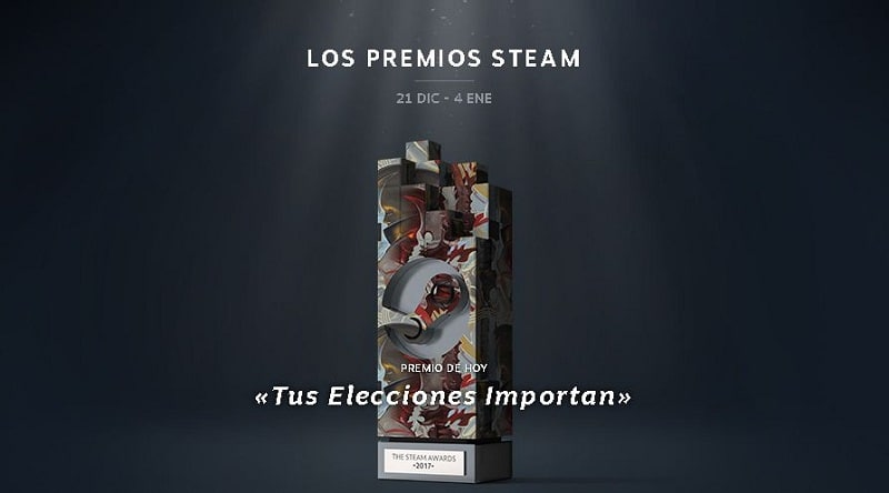 Premios Steam