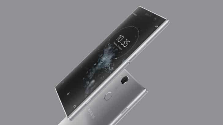 Presentación Sony Xperia XA2 Plus