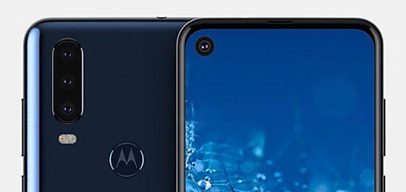 Primer Leak Moto G8