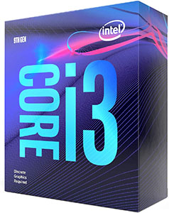 Procesador Barato Intel I3 9100F