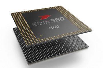 Procesador Kirin 980