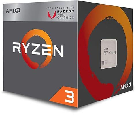 Procesadores-gaming AMD Ryzen 3 2200G