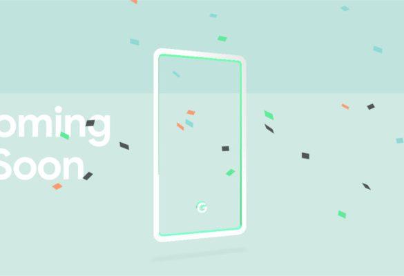 Promo Google color menta