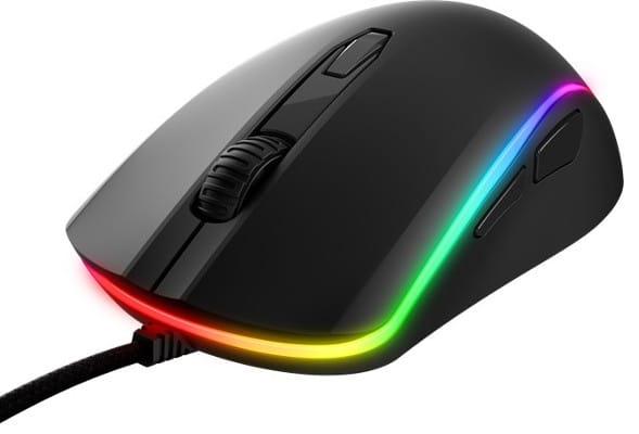 Pulsefire-Surge ratón diseño
