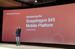 Qualcomm Snapdragon 845 Portada