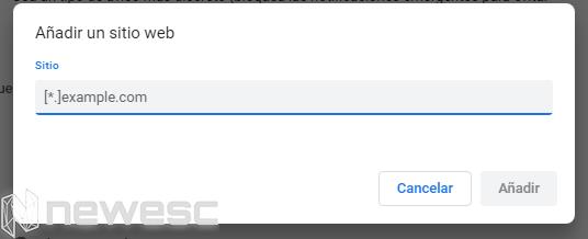 Quitar notificaciones de Chrome PC 2