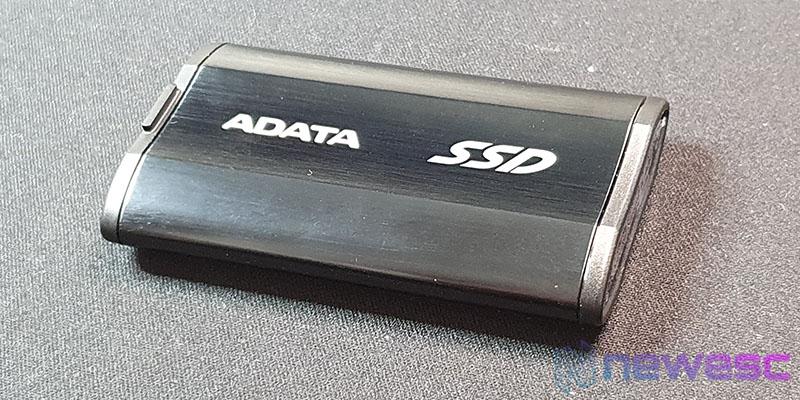 REVIEW ADATA SSD SE800 UNIDAD
