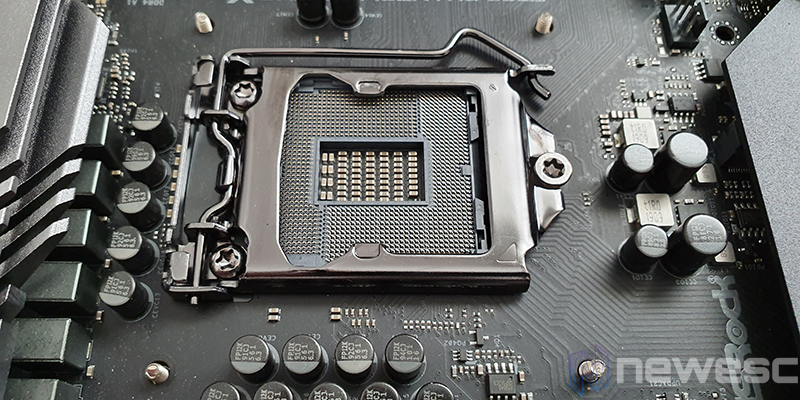 REVIEW AEROCOOL PULSE L240F BACKPLATE