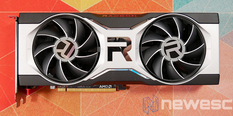 REVIEW AMD RADEON RX 6700 XT FRONTAL