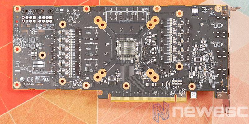 REVIEW AMD RADEON RX 6700 XT PCB DETRAS
