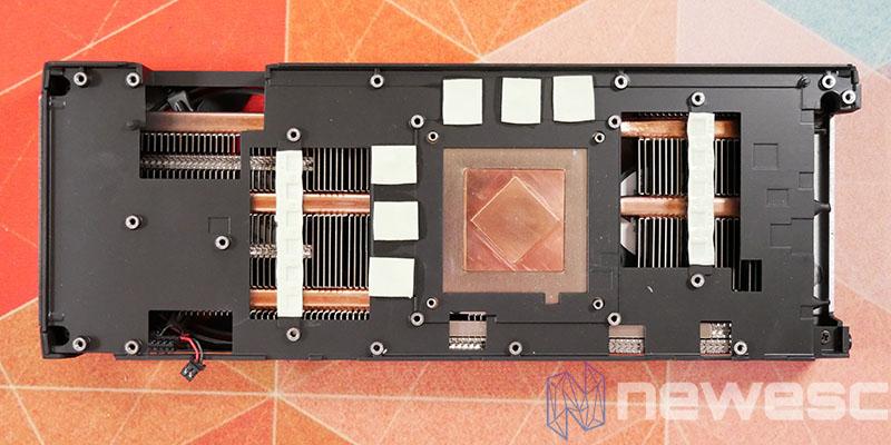 REVIEW AMD RADEON RX 6700 XT RADIADOR CON MARCO INTERNO 1