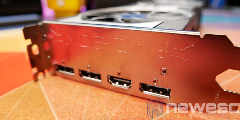 REVIEW AMD RADEON RX 6700 XT SALIDAS DE VIDEO