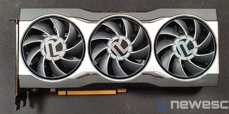 REVIEW AMD RADEON RX 6800 FRONTAL
