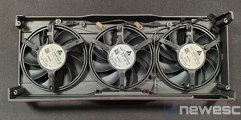 REVIEW AMD RADEON RX 6800 VENTILADORES DENTRO