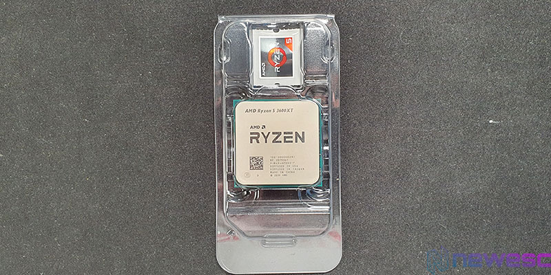 REVIEW AMD RYZEN 3600XT BLISTER