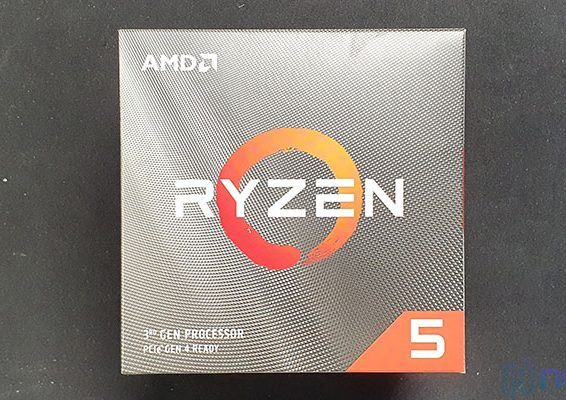 REVIEW AMD RYZEN 3600XT CAJA