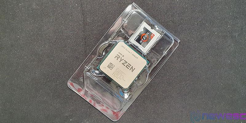 REVIEW AMD RYZEN 3800XT BLISTER