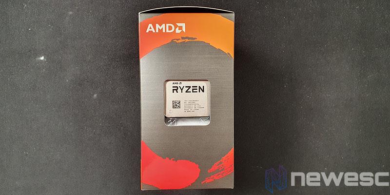 REVIEW AMD RYZEN 9 5900X CAJA LATERAL