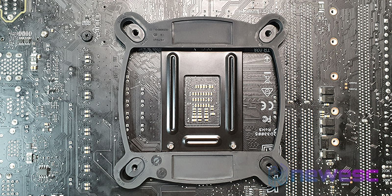 REVIEW AORUS LIQUID COOLER 280 SOPORTE CPU UBICADO DETRAS