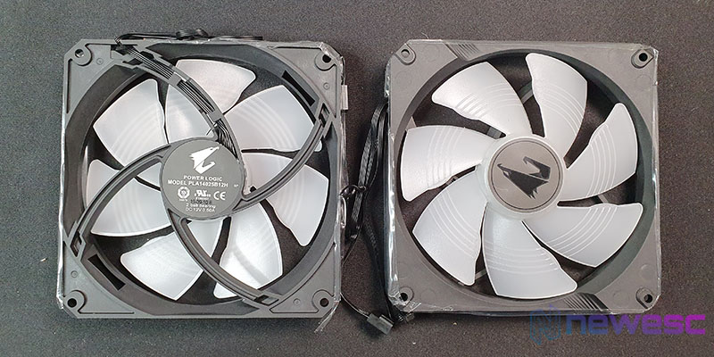 REVIEW AORUS LIQUID COOLER 280 VENTILADORES