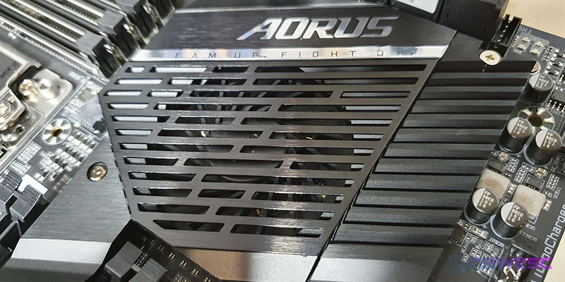 REVIEW AORUS TRX40 MASTER CHIPSET