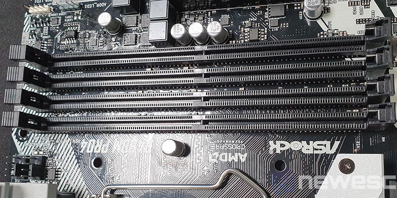 REVIEW ASROCK B460M PRO4 MEMORIA RAM