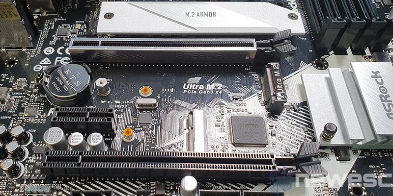 REVIEW ASROCK B460M PRO4 PUERTOS PCIE