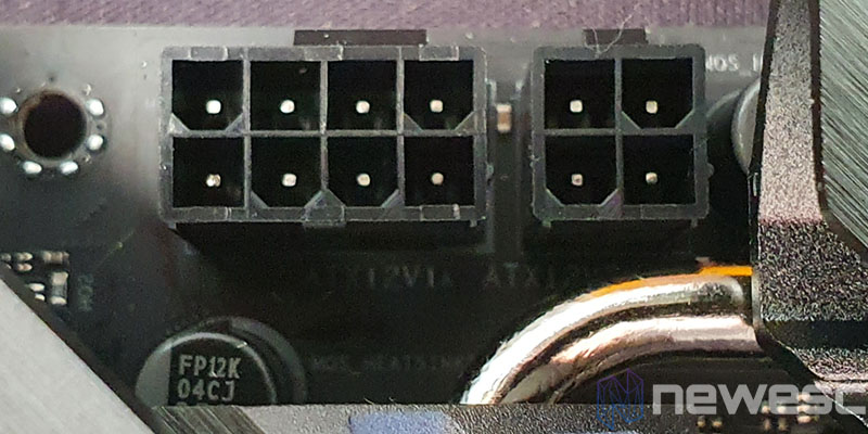 REVIEW ASROCK B550 PG VELOCITA CONECTORES EPS