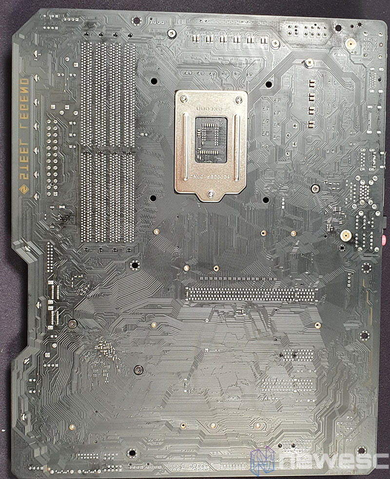 REVIEW ASROCK H470 STEEL LEGEND PCB DETRAS