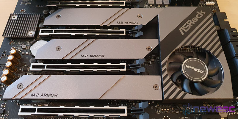 REVIEW ASROCK TRX40 CREATOR PCIE Y CHIPSET