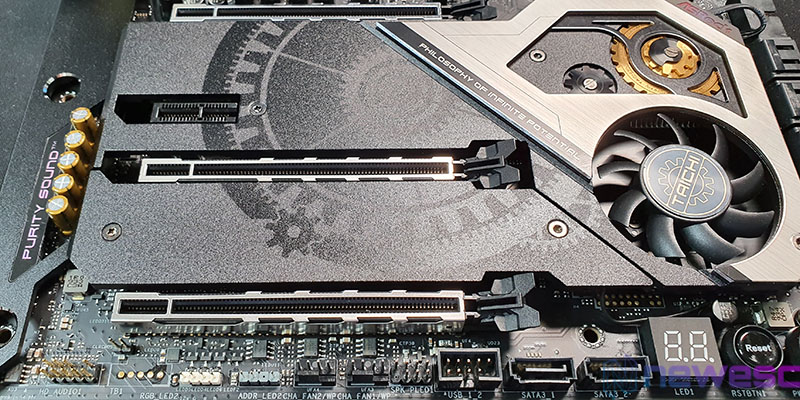 REVIEW ASROCK TRX40 TAICHI PCIE