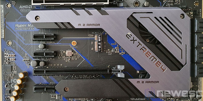 REVIEW ASROCK X570 EXTREME4 DISIPADOR CHIPSET Y M2
