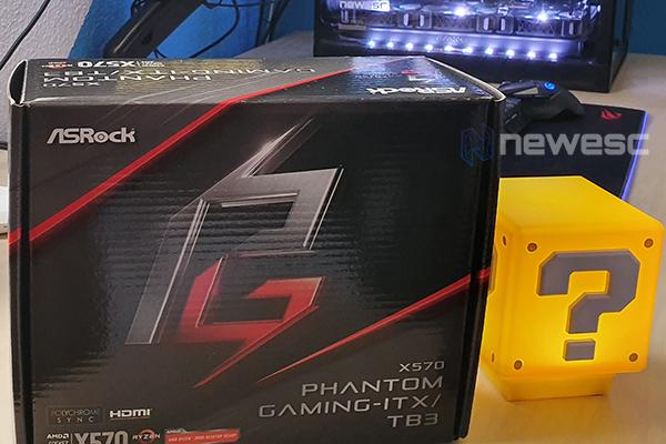 REVIEW ASROCK X570 PG ITX TB3 FOTO PORTADA