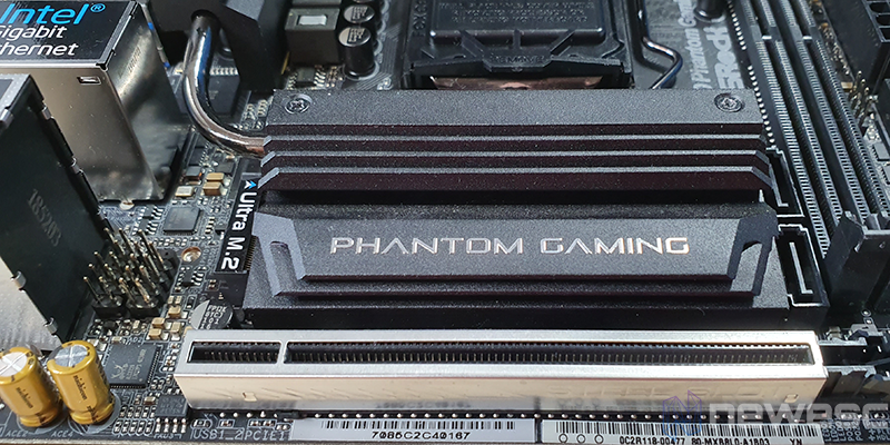 REVIEW ASROCK Z390 PHANTOM GAMING ITX AC DISIPADOR M2 Y PCIE