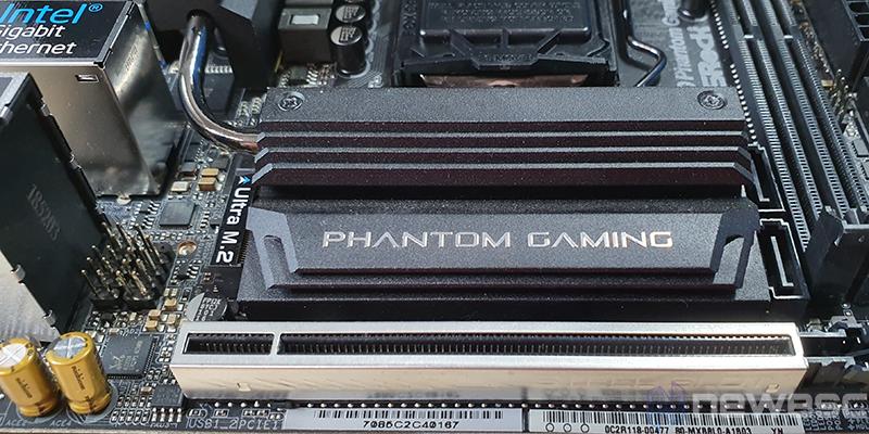 REVIEW ASROCK Z390 PHANTOM GAMING ITX AC DISIPADOR M2 Y PCIE
