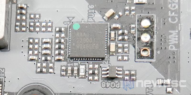 REVIEW ASROCK Z590 STEEL LEGEND CONTROLADORA 1