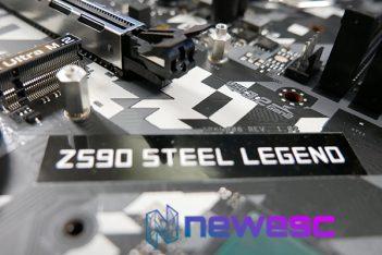 REVIEW ASROCK Z590 STEEL LEGEND DESTACADA 1