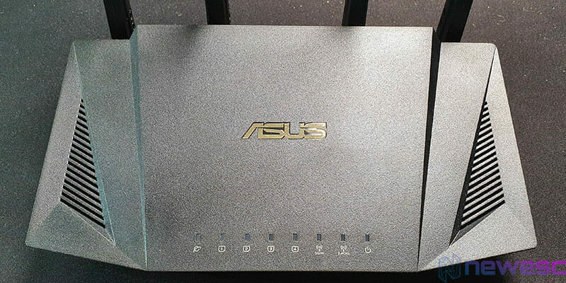 REVIEW ASUS AX3000 LEDS