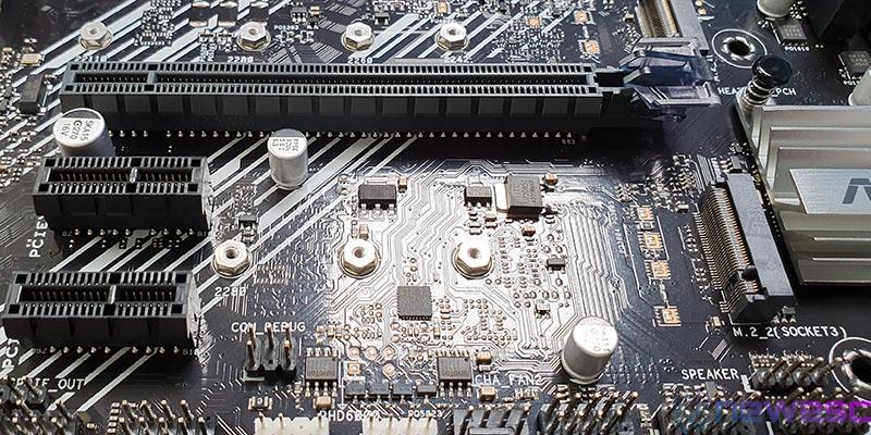 REVIEW ASUS PRIME B550M A PUERTOS PCIE