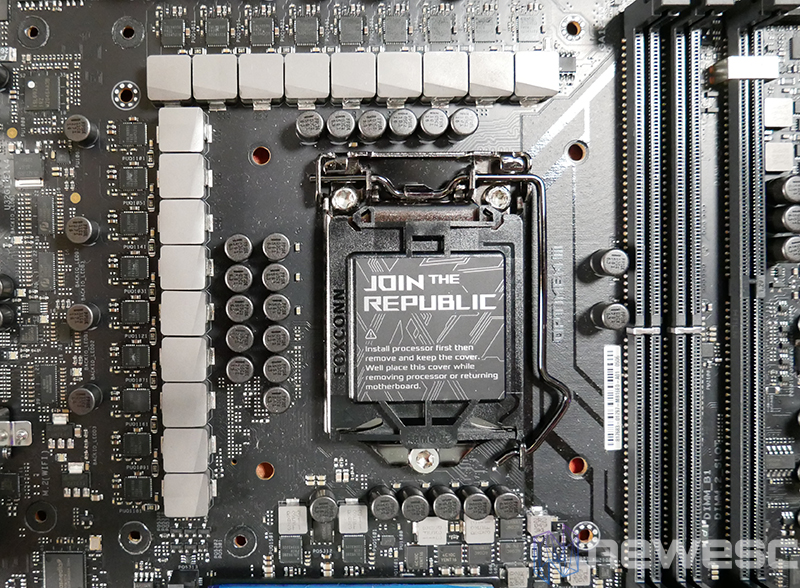 REVIEW ASUS ROG MAXIMUS APEX XIII 18 fases