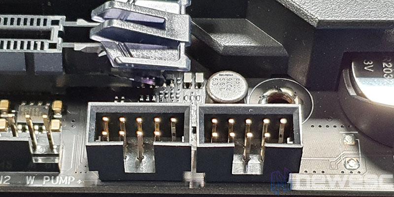 REVIEW ASUS ROG MAXIMUS XII FORMULA PUERTOS USB 1